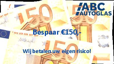 Wij denken met u mee en zorgen ervoor dat u €150,- bespaart.