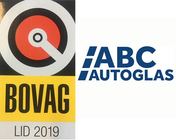 Ook in 2019 is ABC Autoglas weer BOVAG lid!